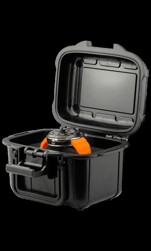 WATERPROOF | BOX and ACCESSORIES for Watches | Importime Italian Watches. Custom and order your watch. WATERPROOF Box | Richiedi il tuo orologio personalizzato | BOX E ACCESSORI.